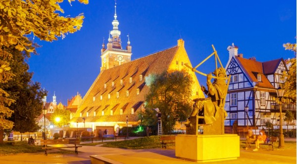 Otwarcie Muzeum Bursztynu w Gdańsku w nowej siedzibie w Wielkim Młynie